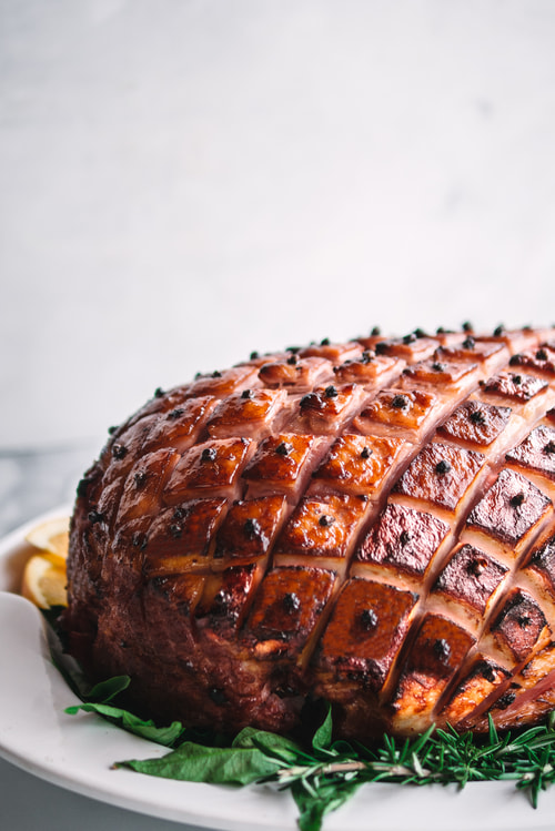 Brown Sugar Ham Glaze