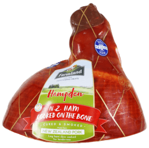 Hampden Half Ham - NZ Pork